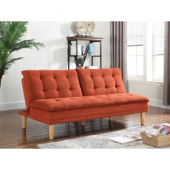 Coasters Sofa Bed Leather Care Products Coaster Futons