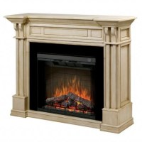 Dimplex Flat-Wall Fireplaces Kendal Electric Fireplace ...