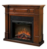Dimplex Flat-Wall Fireplaces Newport Electric Fireplace ...