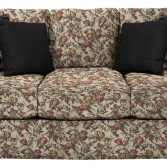 Abbie Right Chaise Sectional Sofa With Large Cushions By England Garden Room Bed Living 8255 Furniture