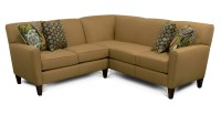 England Collegedale Contemporary 2-Piece Sectional ...