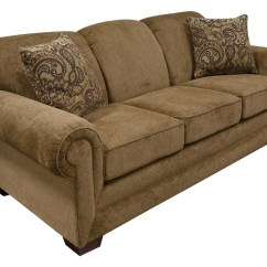 Microfiber Sofa Cleaning Products Contemporary Leather Reclining England Monroe Three Seat - A1 Furniture & Mattress ...