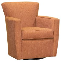 Fairfield Chairs Contemporary Swivel Accent Chair - Design ...