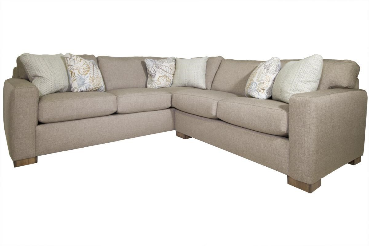 flexsteel sectional sofas genuine leather click clack sofa bed 5535 thornton