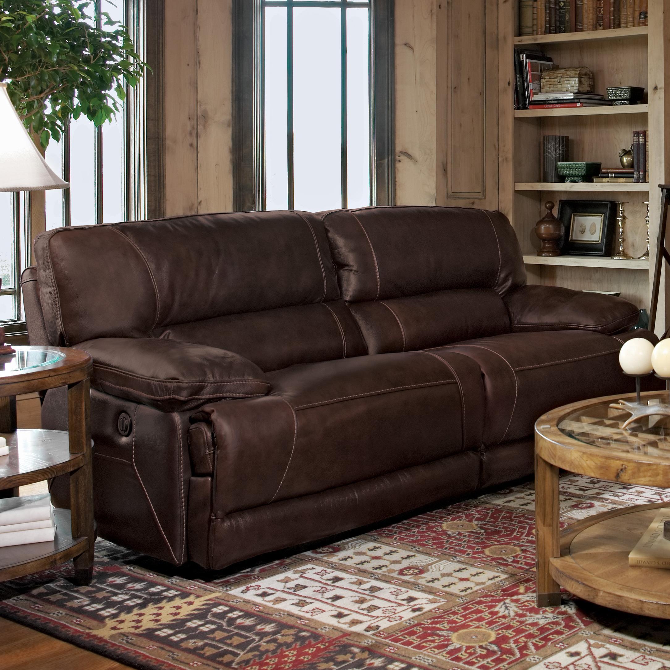 flexsteel capitol double reclining sofa white cotton slipcover for laudes miles