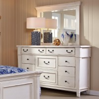 Folio 21 Stoney Creek Drawer Dresser w/ Mirror - Great ...