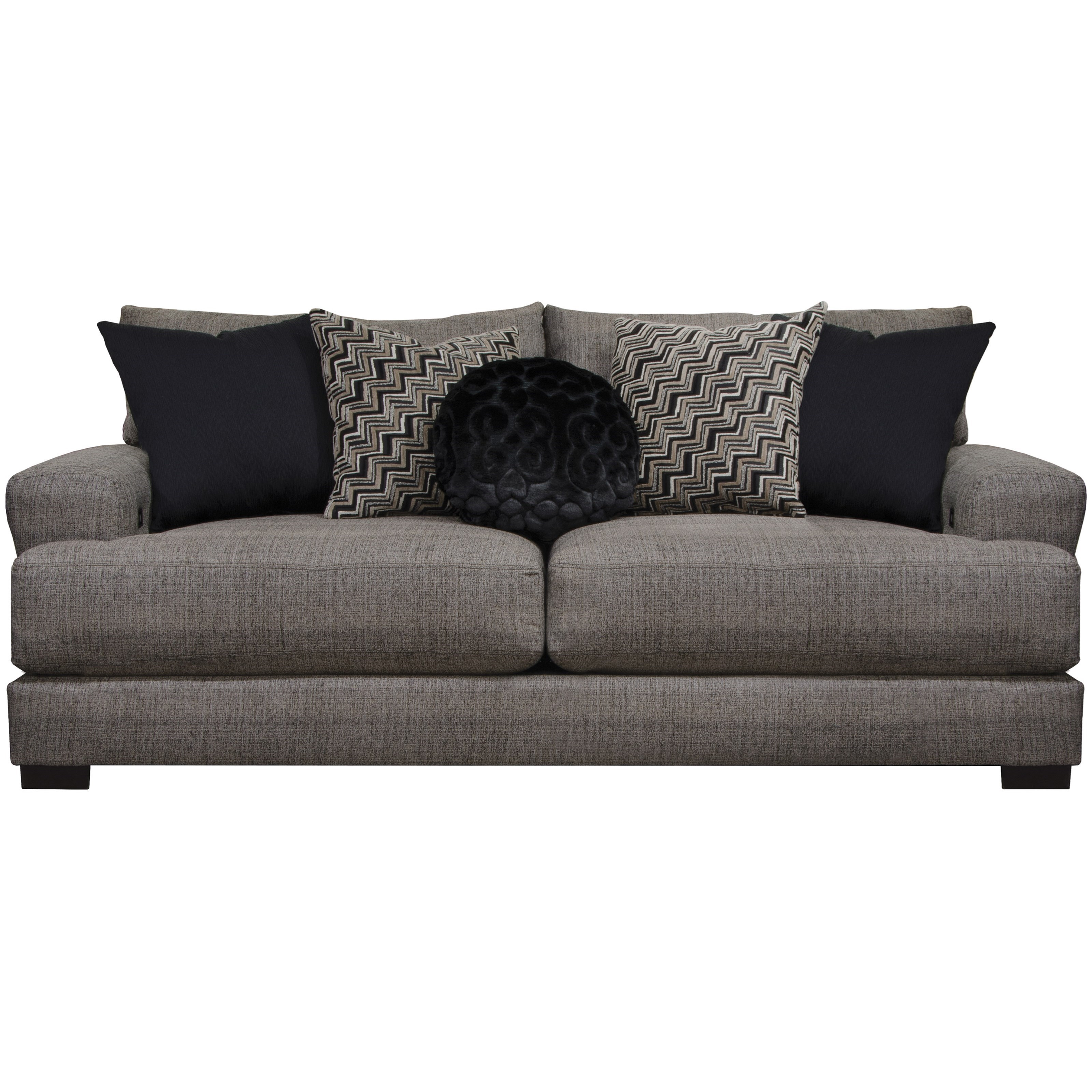 jackson furniture sofa how to wash microfiber covers ava two seater with plump padding and wood legs