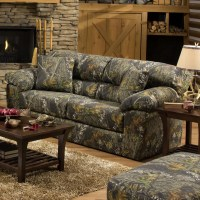 Jackson Furniture Big Game Camouflage Two Seat Sleeper ...