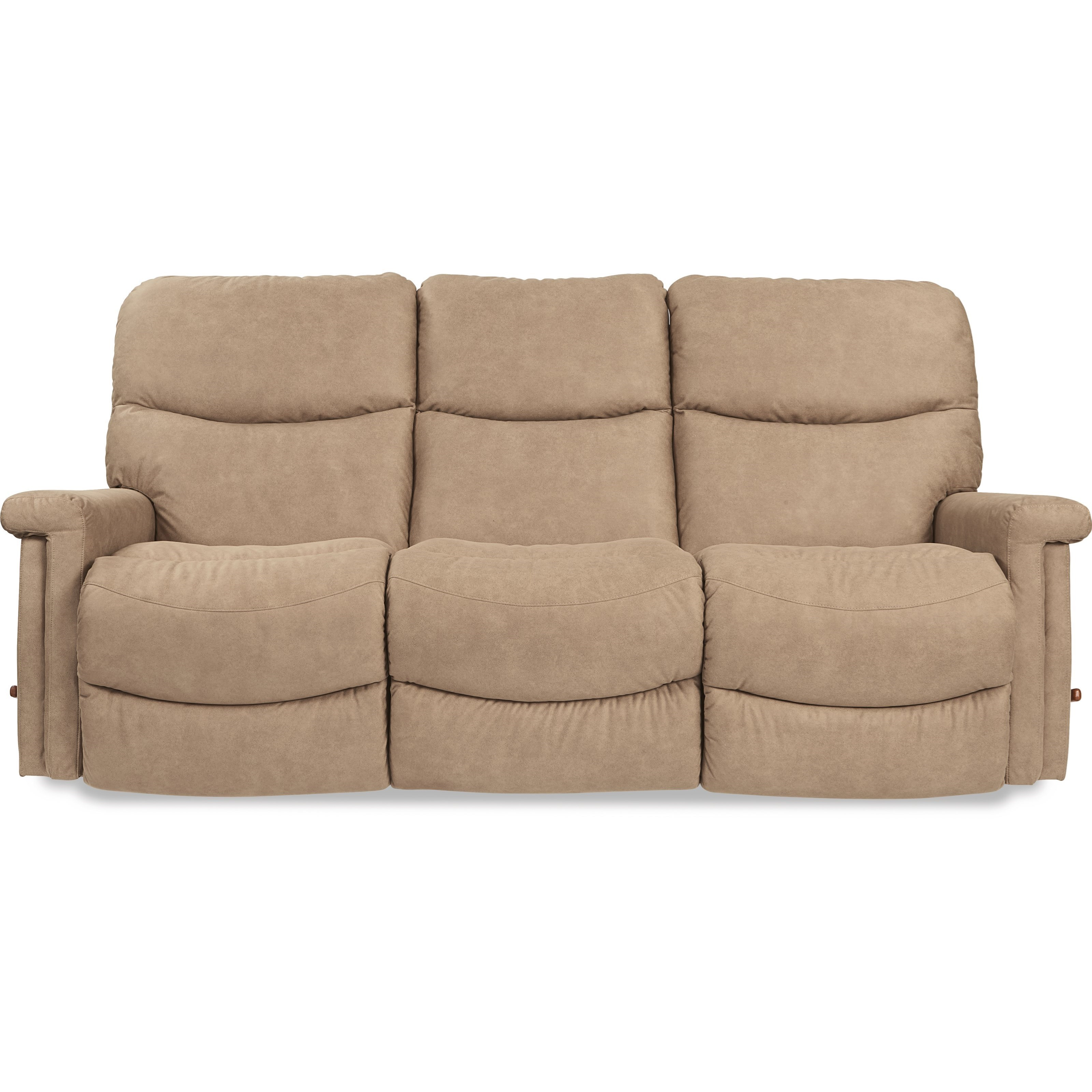 wall sofa best way to clean white fabric saver reclining sofas