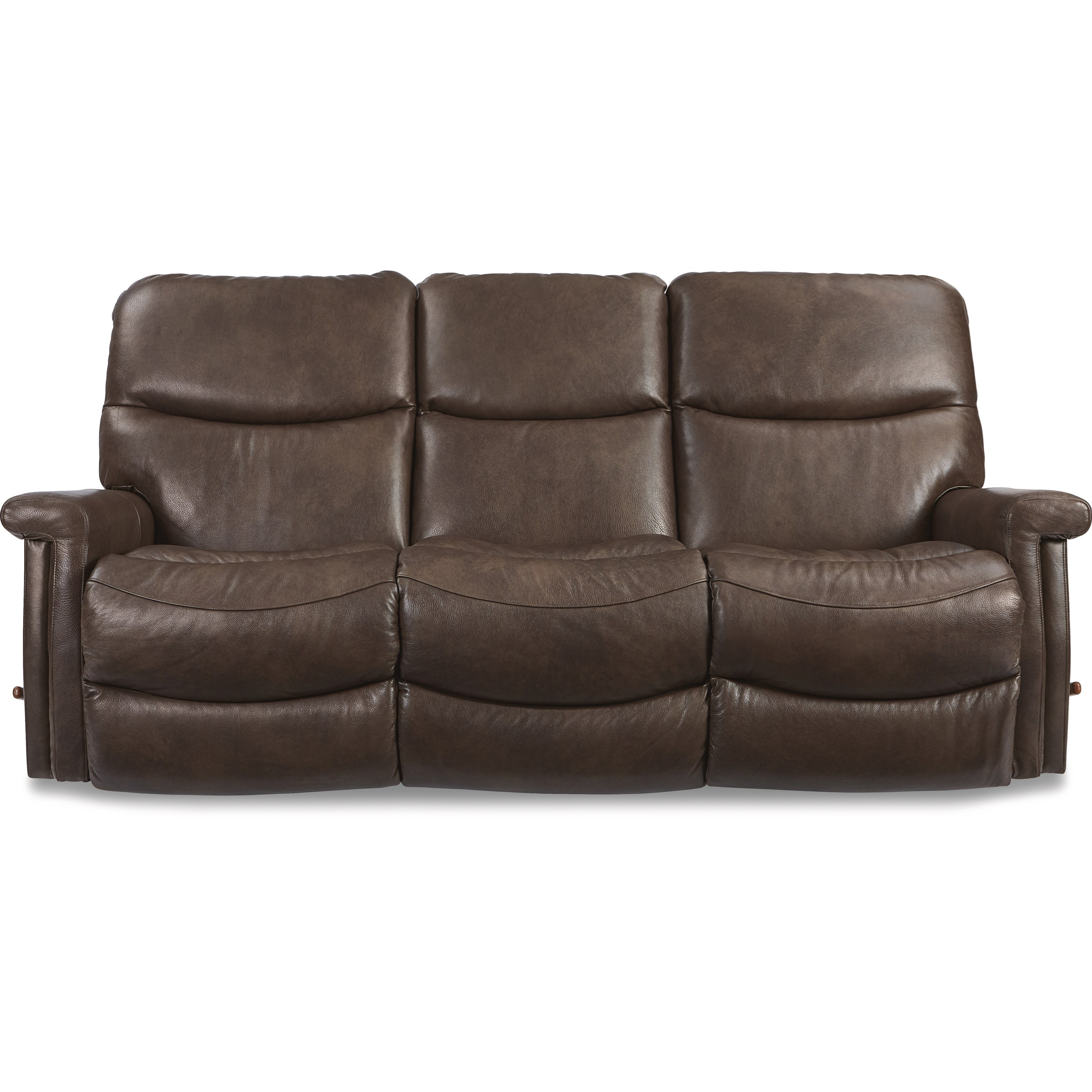 lane molly double reclining sofa dark brown leather polish for wall saver sofas
