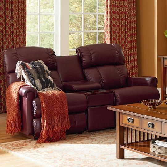 LaZBoy Pinnacle 3 Piece Sectional Reclining Sofa with