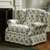 Lancer 840 Country Style Upholstered Armchair - Wayside ...
