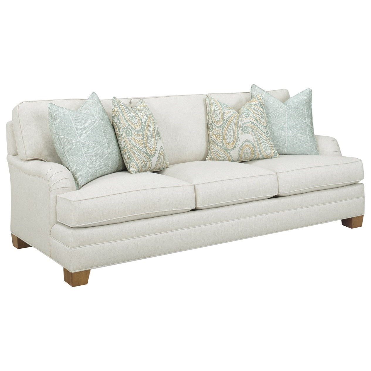 lexington sectional sofa dark brown microfiber mb thesofa