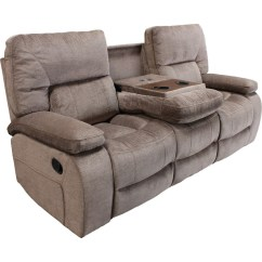 Dual Reclining Rv Sofa Italian Corner Sofas With Center Console Making The Right Decision