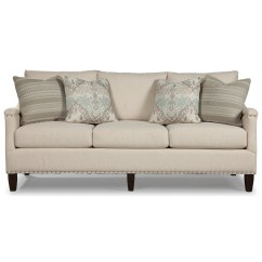 Craftmaster Sectional Sofa Reviews Turquoise Living Room Ideas With Nailheads Nichols Transitional