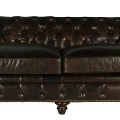 Tufted Leather Sofa With Rolled Arms Dfs Sofas Corner Rachlin Reviews Home The Honoroak