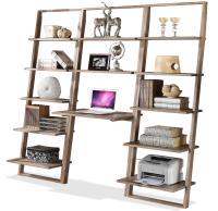 Riverside Furniture Lean Living Open Leaning Office Unit ...