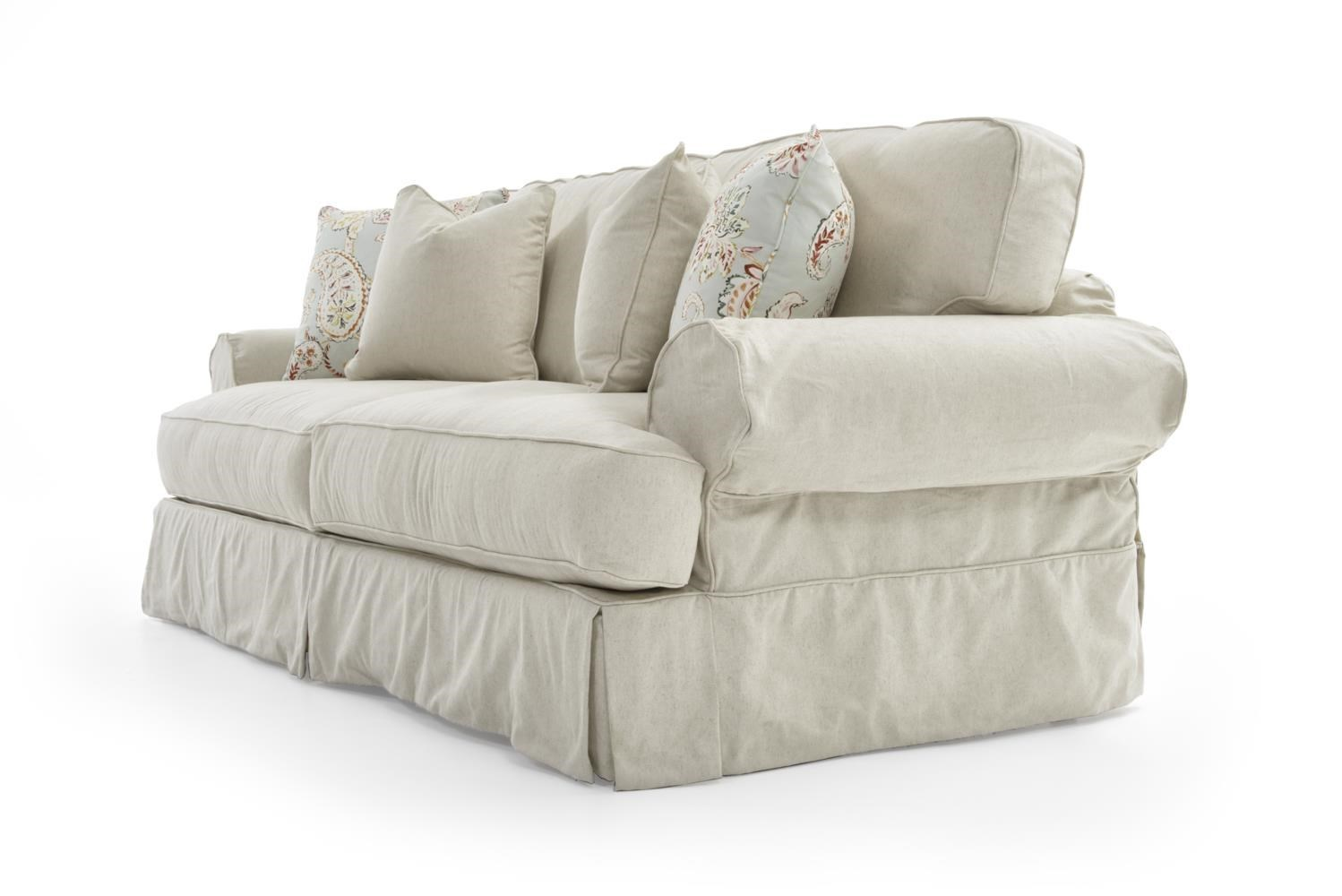 rowe nantucket sofa slipcover replacement one and 2 chairs outlet
