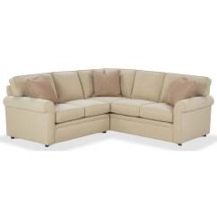 Rowe Masquerade Sectional Sofa Slipcover For Queen Sleeper Barnett Furniture