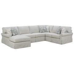 Rowe Masquerade Sectional Sofa Light Brown Leather Ebay Sofas Baker Ippolitos Furniture