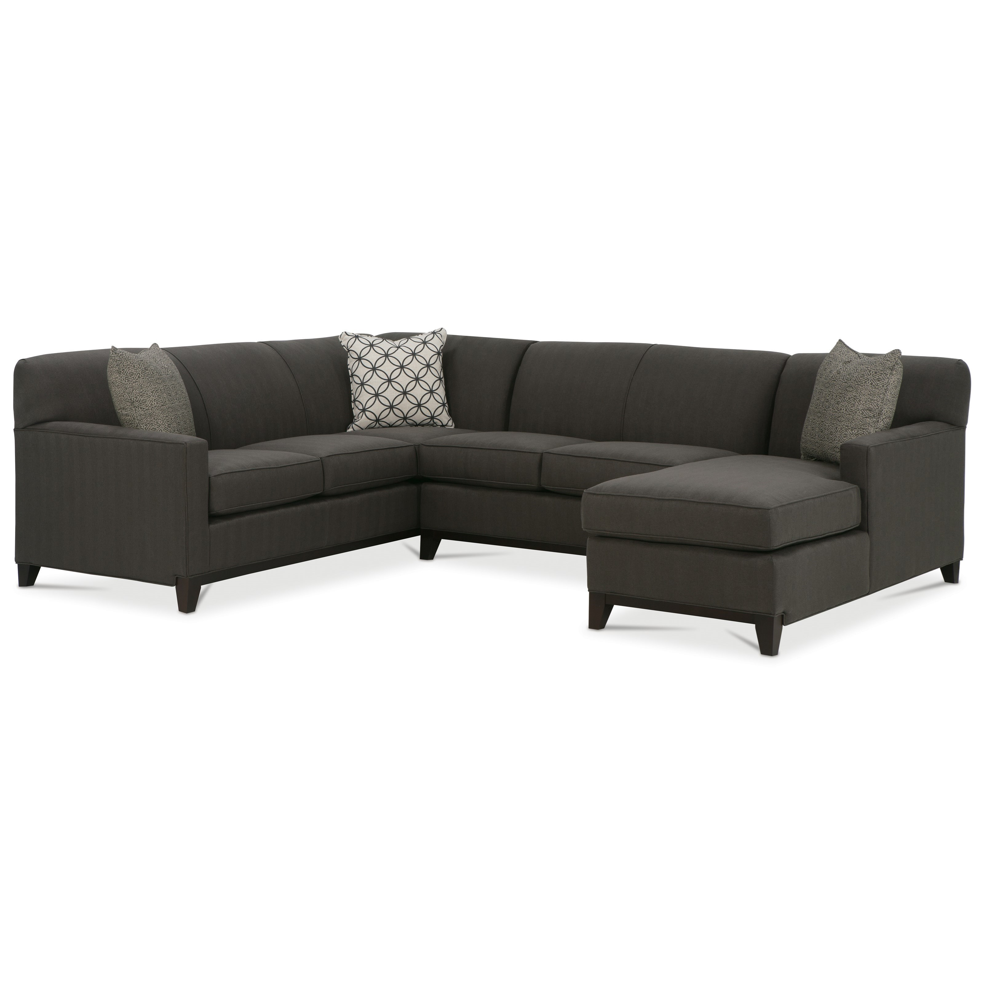 rowe masquerade sectional sofa sofast sofas brady by furniture