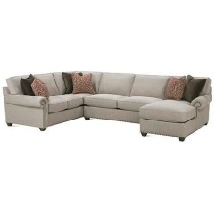 Rowe Masquerade Sectional Sofa City Mattress Evansville Indiana Baci Living Room