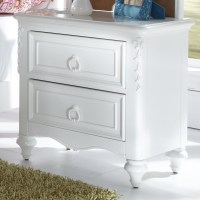 Samuel Lawrence SweetHeart Youth 2 Drawer Nightstand with ...