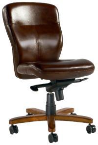 Hooker Furniture Executive Seating EC289 Armless Executive ...
