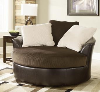 Signature Design by Ashley Furniture Victory Chocolate