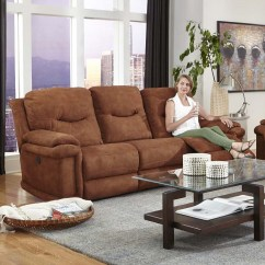 Liberty Sofa And Motion Loveseat Small Sectional Cheap Sofas 51025 Bailey In Dark Brown Fabric