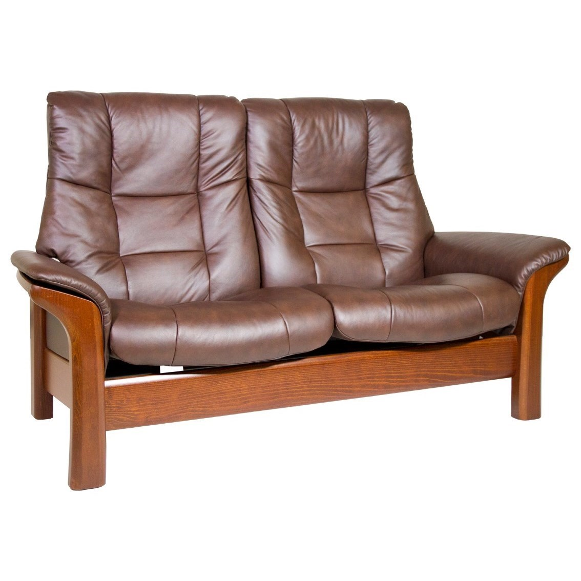 ekornes stressless sofa bed microfiber leather look couch paradise by