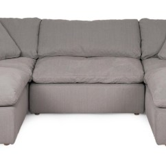 Threshold Sofa Cover Dark Grey L Shaped Synergy Furniture Home Furnishings Montague
