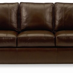 Thomasville Benjamin Leather Sofa 68 Inch Ashby Price By