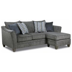 8642 Transitional Sectional Sofa With Chaise By Albany Color Sofas 911 3 Seater Large Rolled