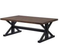 Simmons Upholstery 7525 Transitional Cocktail Table - Dunk ...