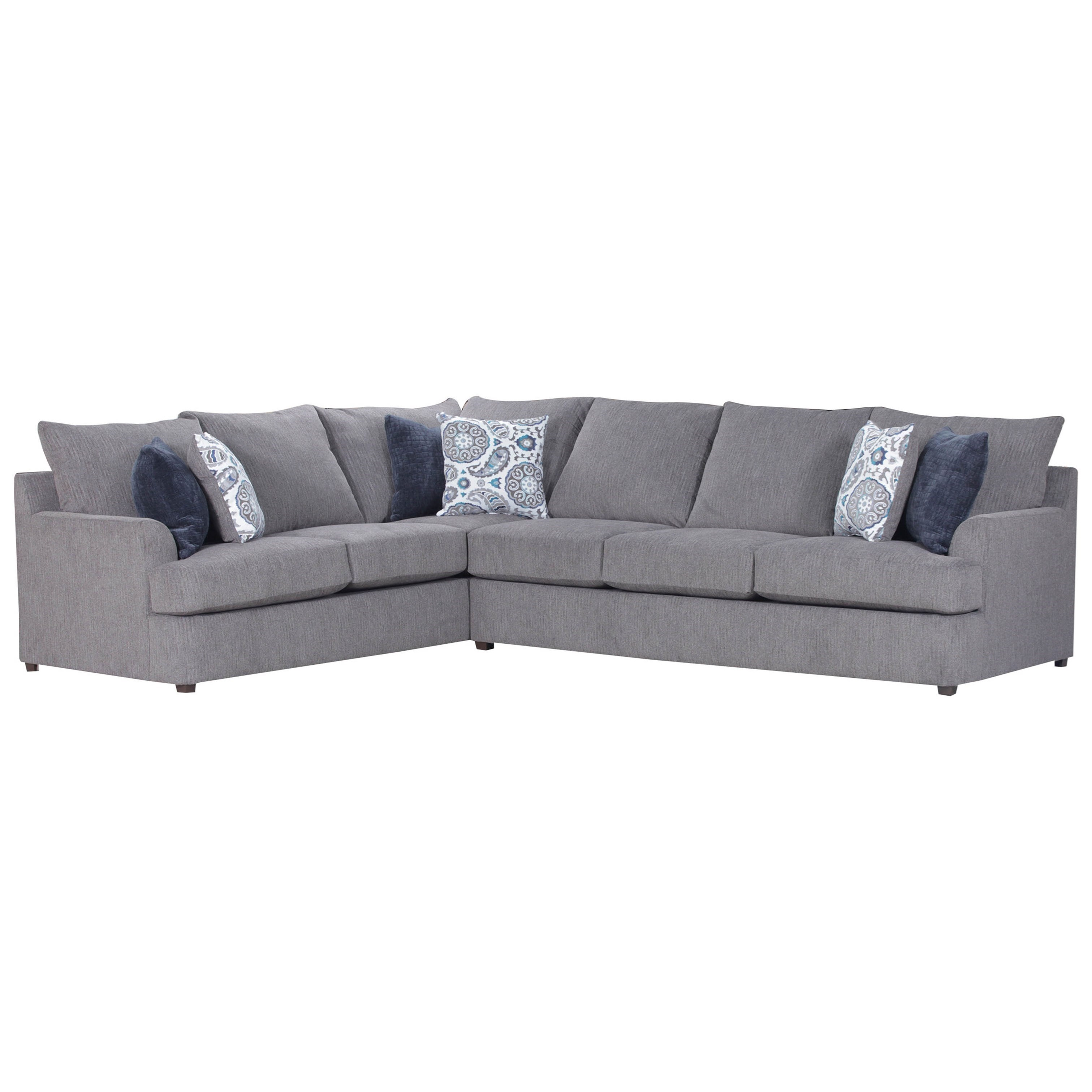 simmons reversible chaise sofa oval sectional sofas 83 with