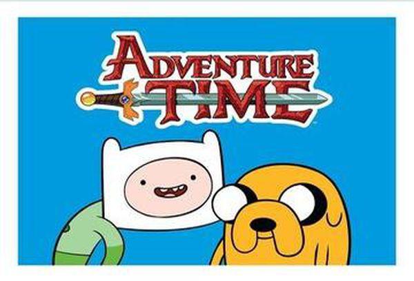 adventure time tv show