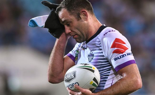 Nrl Cameron Smith Reaches Understanding With Melbourne