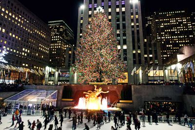 The Most Famous Biggest And Best Christmas Trees From Around The Globe