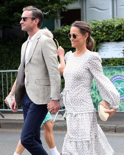 Pippa Middleton Could Be In Labour Speculation Suggests