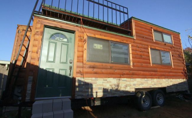 Tiny House Big Living Season 8 Ep 6 Techie S Tiny Home