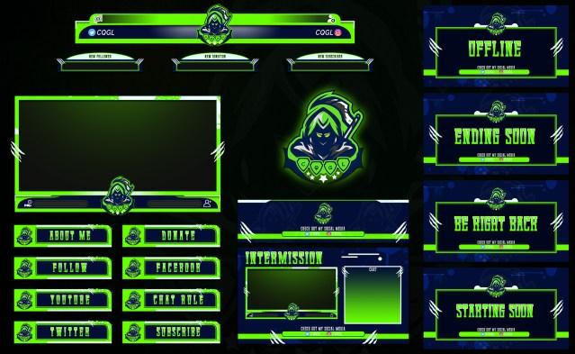 overlay for gamer