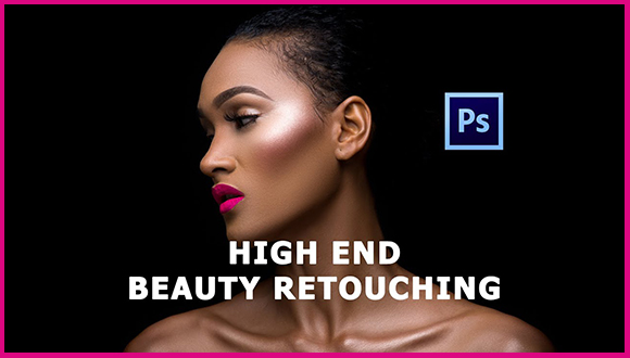 High-End Beauty Retouching
