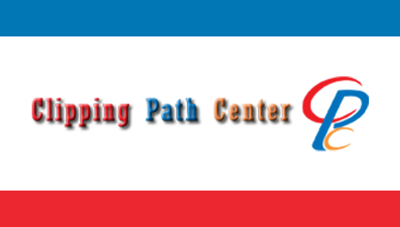 clipping path center