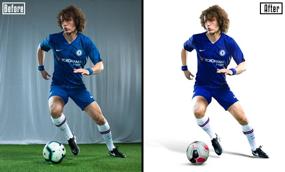Sports-Retouch
