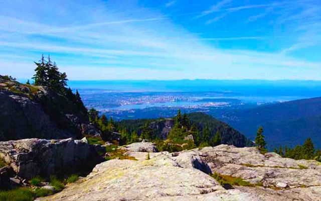 Mount Seymour is 10 place in your list of top vancouver photography spots