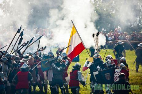 Medieval Battle of Grunwald 1410