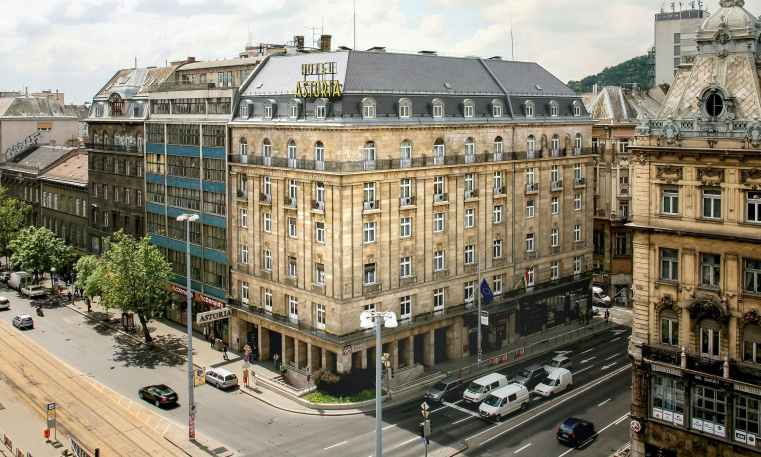 Danubius Hotel Astoria City Center Budapest - Hoteltonight