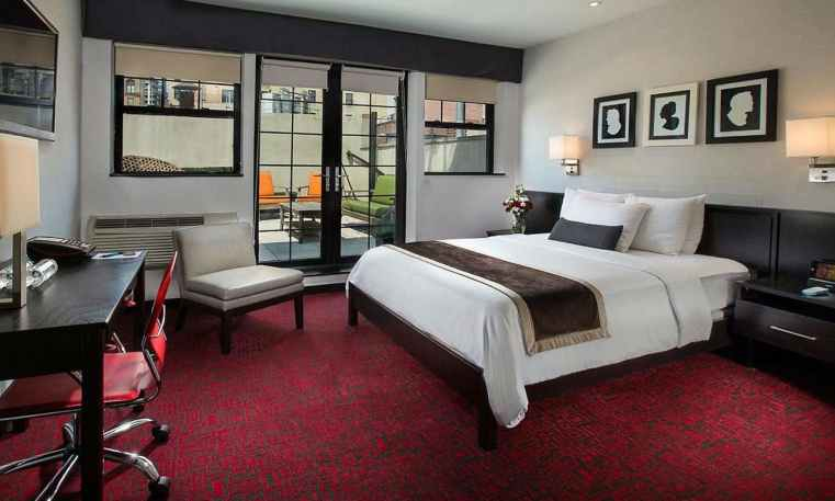 Gem Hotel Chelsea York City - Hoteltonight