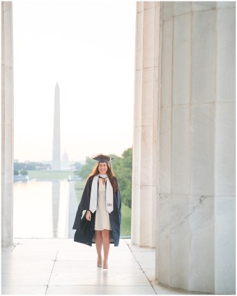 DC graduation photographer